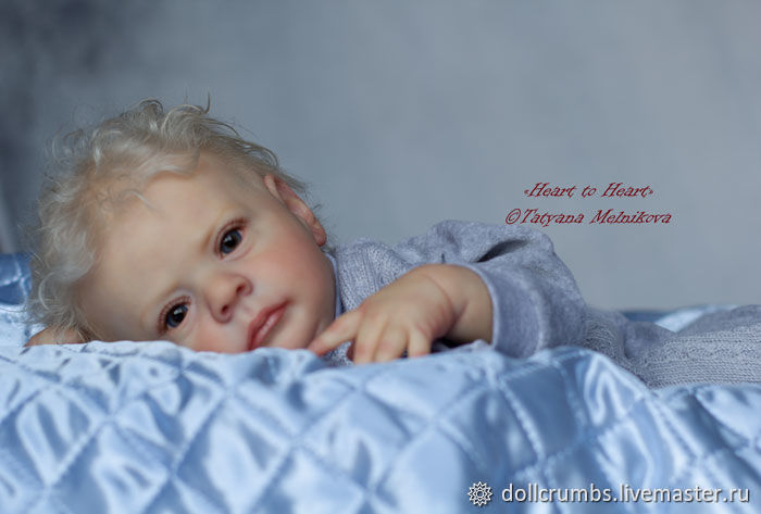 Maik (Maik by Natali Blick), Куклы Reborn, Краснодар,  Фото №1