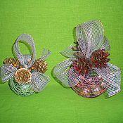 Подарки к праздникам ручной работы. Ярмарка Мастеров - ручная работа Шары с конфетами. Handmade.
