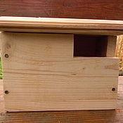 Для домашних животных, ручной работы. Ярмарка Мастеров - ручная работа Скворечник, синичник  и другие домики. Handmade.