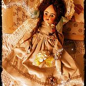 Куклы и игрушки ручной работы. Ярмарка Мастеров - ручная работа Марфушенька.. Handmade.