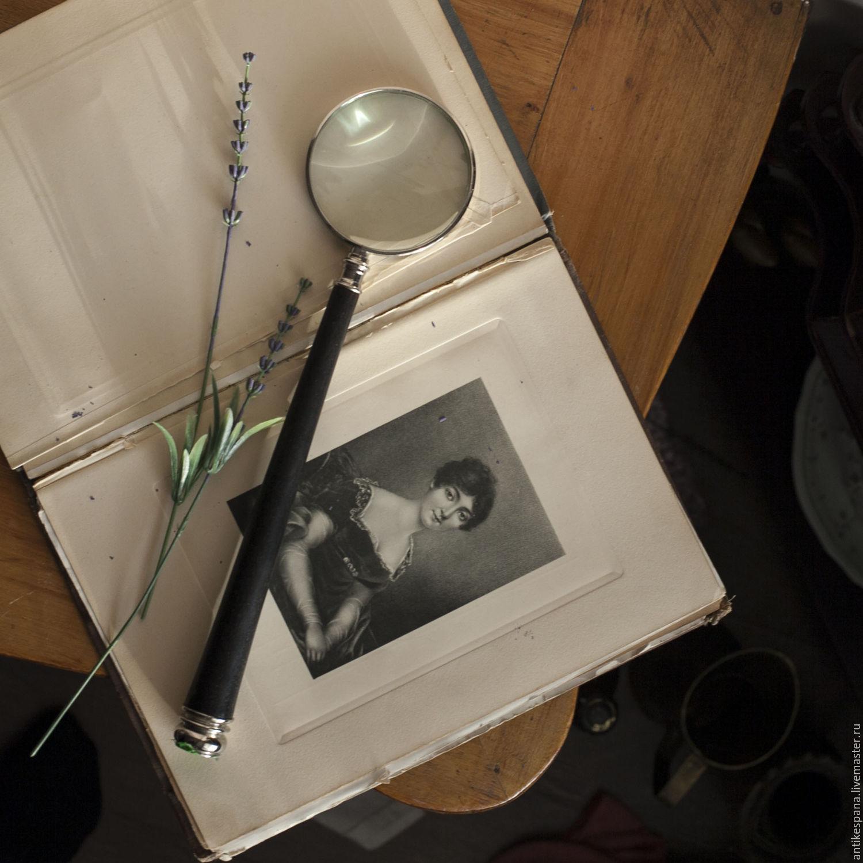 Картинки по запросу антикварная лупа