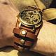 Механизм наручных часов - заводной Калибр 2650 Диаметр корпуса часов- 4 см Минеральное стекло наручных часов