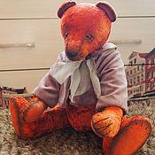 Куклы и игрушки ручной работы. Ярмарка Мастеров - ручная работа Мишка тедди Альфонсо Второй. Handmade.