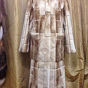 Одежда ручной работы. Ярмарка Мастеров - ручная работа Норковая Шубка. Handmade.