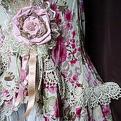 Одежда ручной работы. Ярмарка Мастеров - ручная работа Юбка «Цветения пора». Handmade.