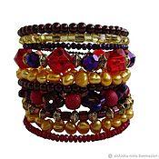 Украшения handmade. Livemaster - original item Bracelet GYPSY PASSION. Handmade.