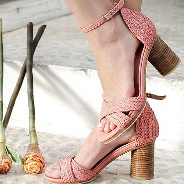 Обувь ручной работы. Ярмарка Мастеров - ручная работа Bahamas. Шикарные босоножки ручной работы.. Handmade.