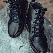 Обувь ручной работы. Ярмарка Мастеров - ручная работа Кеды Rica. Handmade.