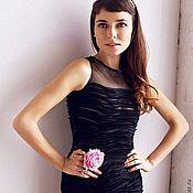 """Одежда ручной работы. Ярмарка Мастеров - ручная работа Длинное платье """"Ирена"""". Handmade."""