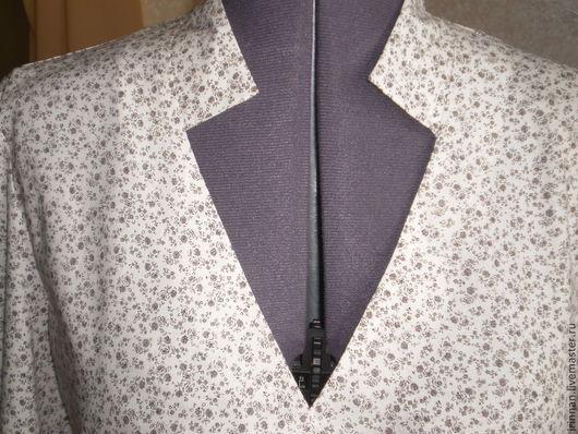 Блузки ручной работы. Ярмарка Мастеров - ручная работа. Купить Блуза   Тонкий хлопок.. Handmade. Цветочный