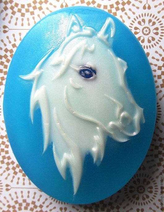 Мыло ручной работы. Ярмарка Мастеров - ручная работа. Купить мыло Лошадь. Handmade. Мыло ручной работы, лошадь