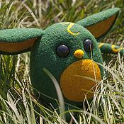Куклы и игрушки ручной работы. Ярмарка Мастеров - ручная работа Звёздный малыш Лу. Handmade.