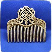 Сувениры и подарки handmade. Livemaster - original item Wooden comb OVERCOME THE GRASS is big. Handmade.