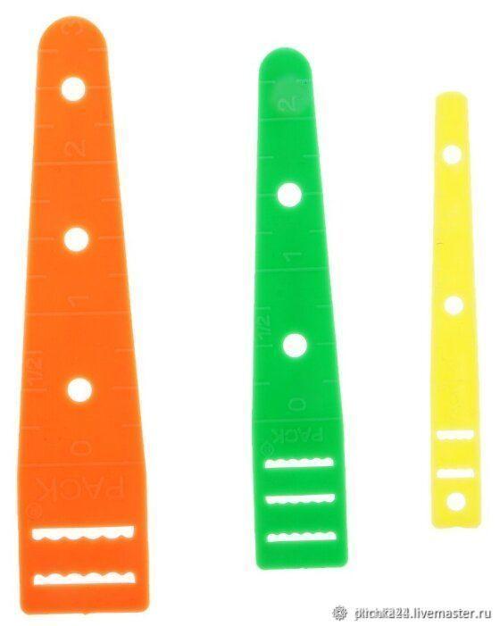 Приспособления для вдевания резинки, ленты, шнура, Инструменты для шитья, Красноярск,  Фото №1