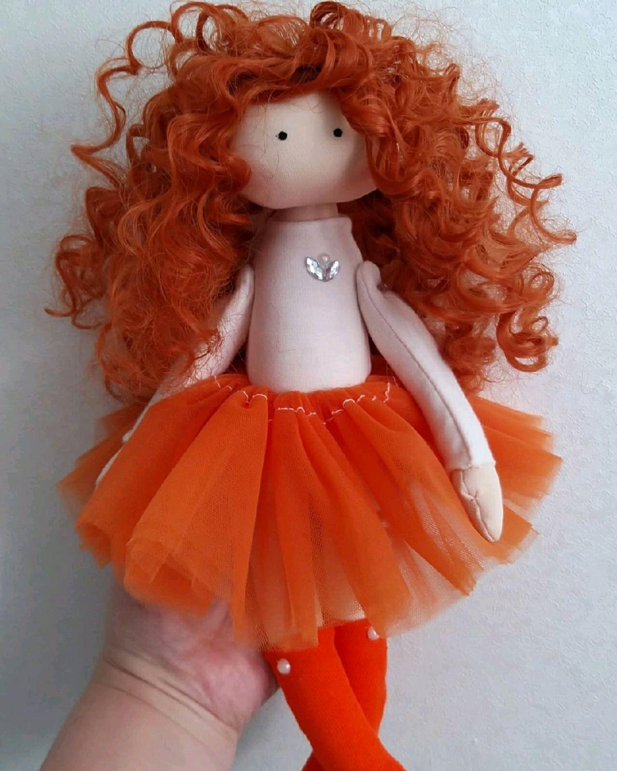 Кукла Мисс Очарование, Мягкие игрушки, Санкт-Петербург,  Фото №1