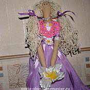 """Куклы и игрушки ручной работы. Ярмарка Мастеров - ручная работа Кукла """"Цветочная фея-орхидея"""". Handmade."""