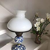 Винтаж handmade. Livemaster - original item Lamp, handmade, Delft, Holland. Handmade.