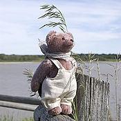 Куклы и игрушки ручной работы. Ярмарка Мастеров - ручная работа Авторский мишка Стефен. Handmade.