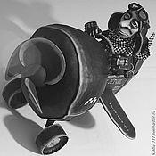 Куклы и игрушки ручной работы. Ярмарка Мастеров - ручная работа Лети, летчик, лети!. Handmade.
