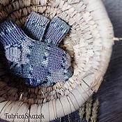 Аксессуары ручной работы. Ярмарка Мастеров - ручная работа Носки для мальчика. Handmade.