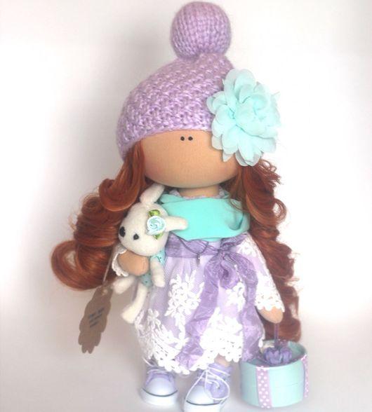 Коллекционные куклы ручной работы. Ярмарка Мастеров - ручная работа. Купить Моя нежность. Handmade. Тиффани, кукла в подарок, кукла