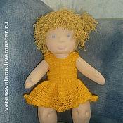 Куклы и игрушки ручной работы. Ярмарка Мастеров - ручная работа кукла Колосок. Продана.. Handmade.