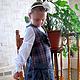 Одежда для девочек, ручной работы. Ярмарка Мастеров - ручная работа. Купить Парадная школьная форма. Бохо. Handmade. Белый, для девочки