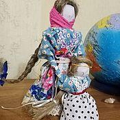 Народная кукла ручной работы. Ярмарка Мастеров - ручная работа Народная кукла:Ведучка. Handmade.