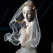 Куклы и игрушки ручной работы. Ярмарка Мастеров - ручная работа Предчувствие Кассандры. Handmade.