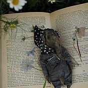 Куклы и игрушки handmade. Livemaster - original item Pocket elephant-angel. Handmade.
