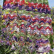 юбка Цветник