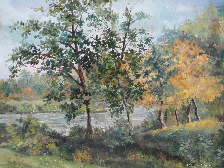 Ранняя осень, Картины, Ярославль,  Фото №1