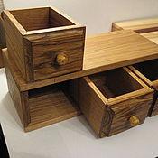 Для дома и интерьера ручной работы. Ярмарка Мастеров - ручная работа Комодик - чайный домик. Handmade.