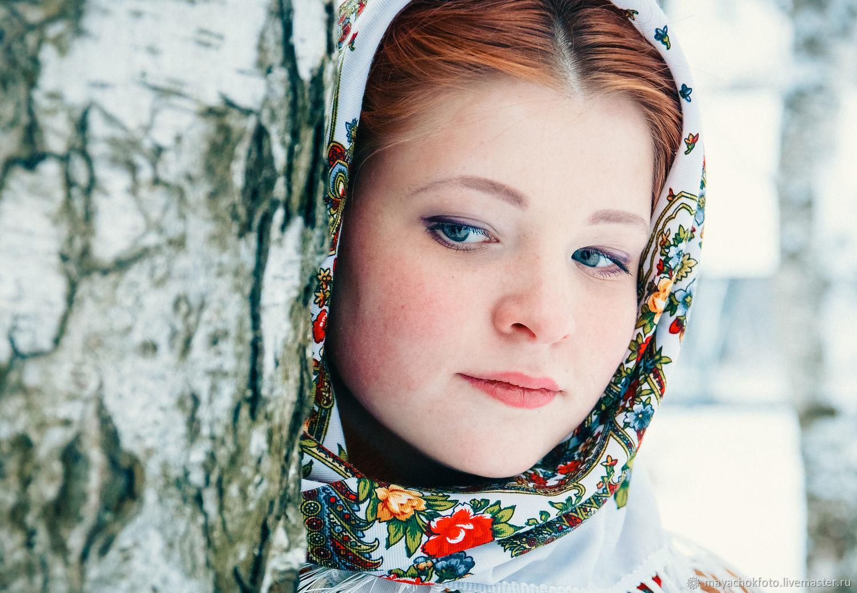 Фотосессия: Славянский стиль, Фото, Москва,  Фото №1