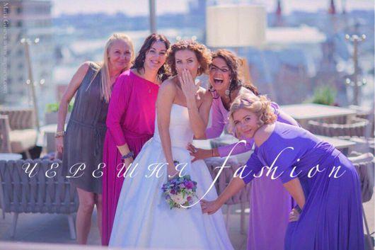 Платья ручной работы. Ярмарка Мастеров - ручная работа. Купить Платья для подружек невесты. Handmade. Платье, вечернее платье