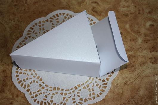 Коробки для кусков торта