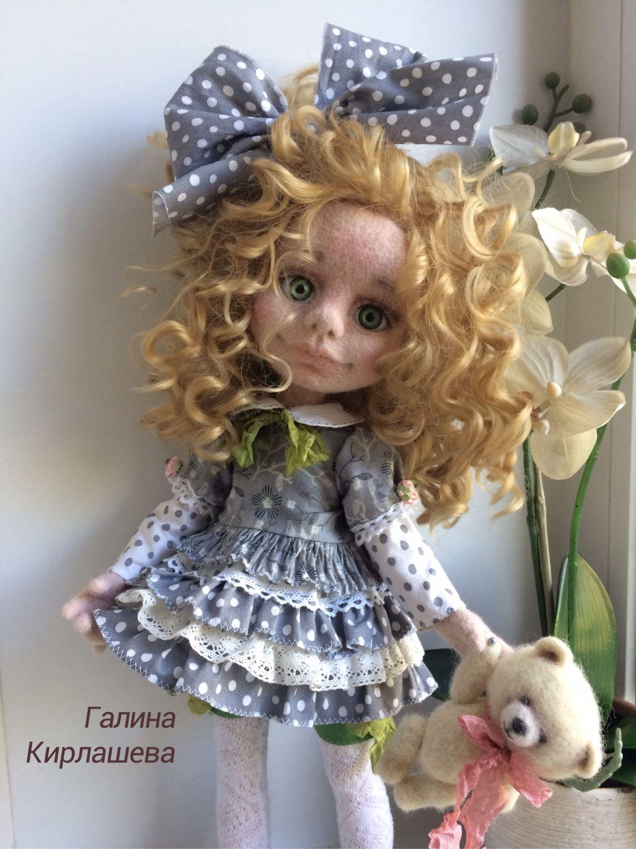 Войлочная кукла Слада, Куклы и пупсы, Энгельс,  Фото №1