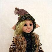 Куклы и игрушки ручной работы. Ярмарка Мастеров - ручная работа Эльфа Паулина. Handmade.