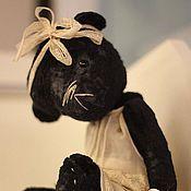 Куклы и игрушки ручной работы. Ярмарка Мастеров - ручная работа Мишка  Диана. Handmade.