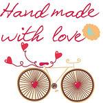 handmade with love - Ярмарка Мастеров - ручная работа, handmade
