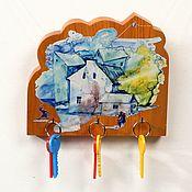 Для дома и интерьера handmade. Livemaster - original item Wall housekeeper