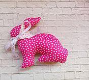 Куклы и игрушки ручной работы. Ярмарка Мастеров - ручная работа Пасхальный кролик. Handmade.