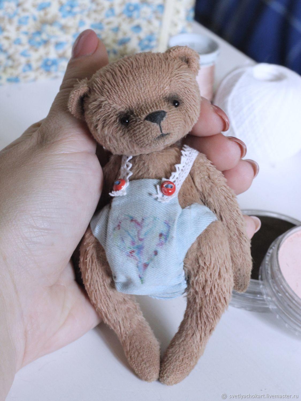 Selestin. Teddy bear, Teddy Bears, Moscow,  Фото №1