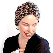 Аксессуары handmade. Livemaster - original item Turban-bandage