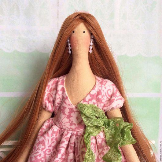 Куклы Тильды ручной работы. Ярмарка Мастеров - ручная работа. Купить Mademoiselle. Будуарная кукла, шебби-шик, бохо. Handmade.