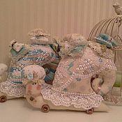 Куклы и игрушки ручной работы. Ярмарка Мастеров - ручная работа Интерьерные игрушки.  Сказочный ларец.. Handmade.