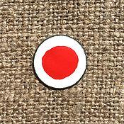 Материалы для творчества handmade. Livemaster - original item Overglaze paint FERRO Sunshine No. №171251 red poppy. Handmade.