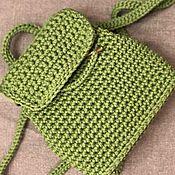 Рюкзаки ручной работы. Ярмарка Мастеров - ручная работа Рюкзак из шнура. Handmade.