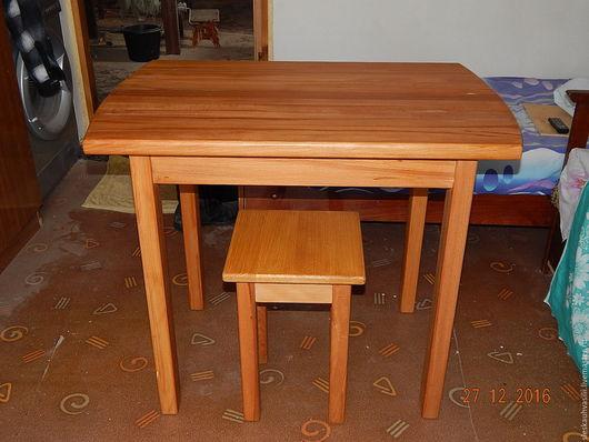 Мебель ручной работы. Ярмарка Мастеров - ручная работа. Купить Стол обеденный. Handmade. Стол, столик, стол из дерева, столовая
