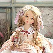 Куклы и игрушки ручной работы. Ярмарка Мастеров - ручная работа Под старым-старым абажуром.... Handmade.